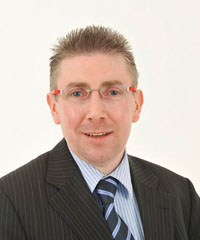 Newcastle Alliance Councillor Patrick Clarke