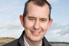 Minister Edwin Poots.