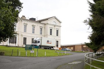 The old Downe hospital site will be disposed off for development  in a public sale.