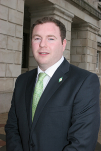 South Down MLA Chis Hazzard is concerned at the low level of people registering their vote on the electoral register.