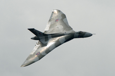 A Vulcan bomber will thunder over the skies of Newcastle this summer during the Festival of Flight.