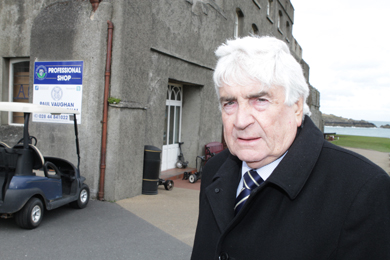 Councillor Dermot Curran has condemned the armed robbery at Ardglass Golf Club.