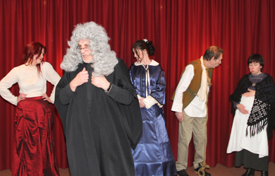 The Murder Mystery Night at Down County Museum will keep ypu guessing whodunnit right to the very end.