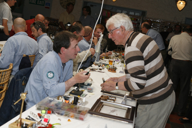 The International Fly Tying Fair in Killeagh draws anglers from far and wide.