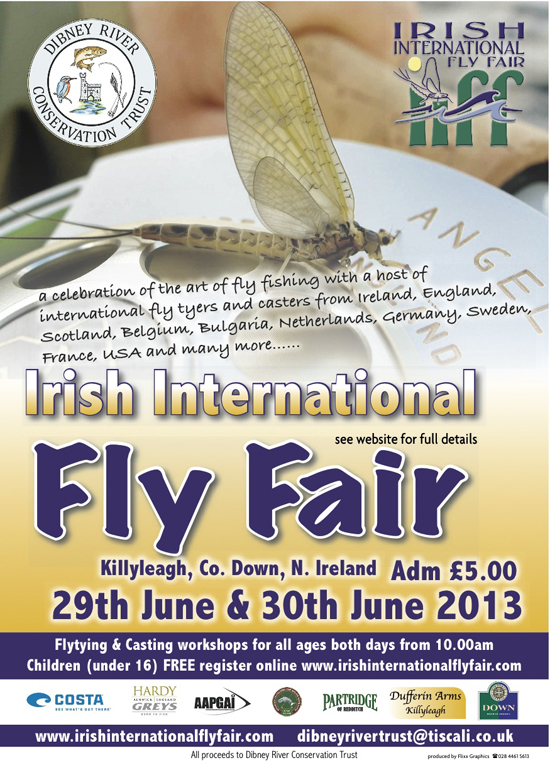 Killyleagh Fly Fair 2013