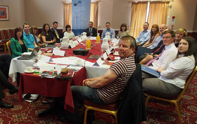 The First Flight Wind Socio-Economics and Tourism Working Group met recently at the Burrendale Hotel in Newcastle.