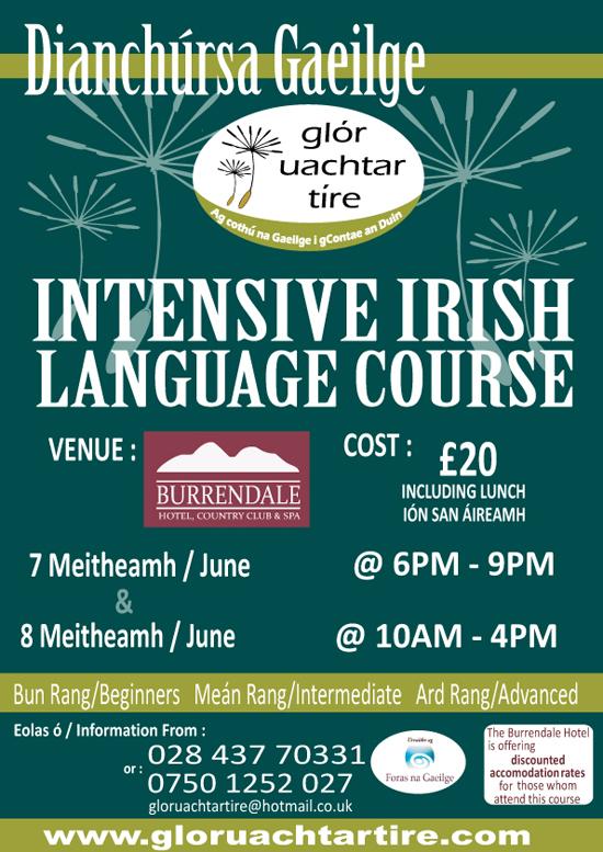 irish language course