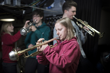 The National Youth Orchestra of Great Britain combines with three youth choirs - the National Youth Choir of Great Britain, the Irish Youth Chamber Choir and Codetta - to perform their first ever concerts in Northern Ireland, including a showpiece concert at Belfast Waterfront on Wednesday 7 August.