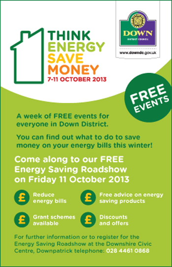 DDC Think Energy Save Money Promo Ad (9999) v3