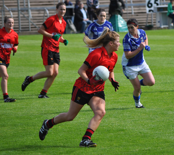 Down faced a strong Cavan side on their home turf.