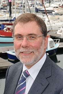 DSD Minister Nelson McCausland.