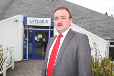 Ards Borough Councillor Joe Boyle speaks out on the Exploris crisis.