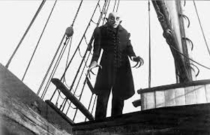 Don't miss the classic horror film with Nosferatu at the Annesley Hall in Newcastle.