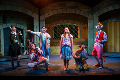 Don't miss Cinderella at the Lyric Theatre.