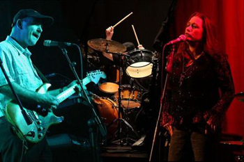 The Illegals with Niamh Kavanagh at the Down Arts Centre this Saturday evening.