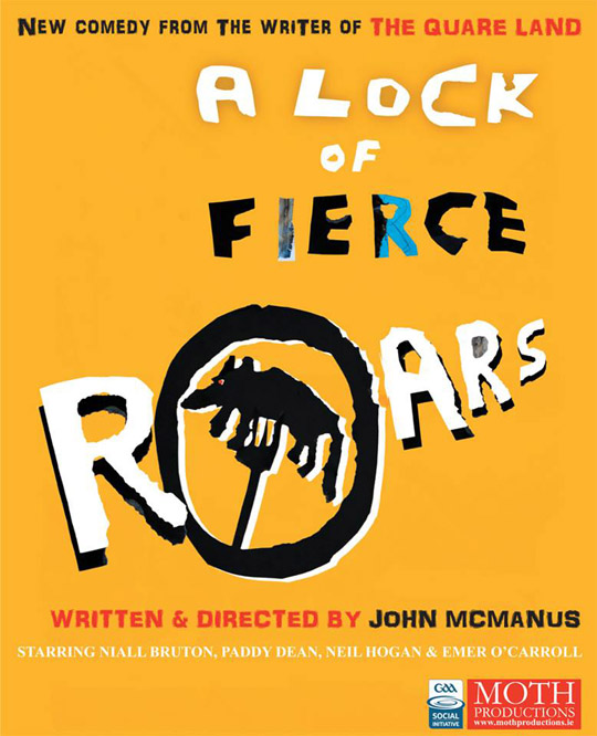 A Lock of Fierce Roars