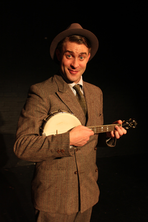 Ewan xxx as George Formby.