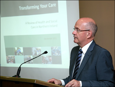 John Compton is to retire from the world of public health and social care.