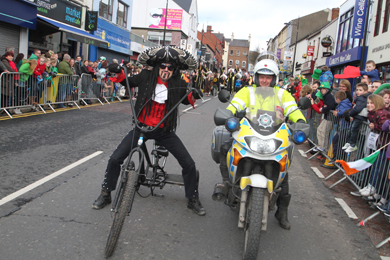 The message from the police is to enjoy the festival and avoid anti-social behaviour and alcohol related misbehaviour.