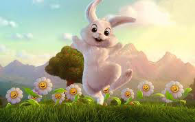 The Easter Bunny is coming to Downpatrick.