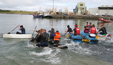 It's time we were all rowing in the same direction in Ardglass.