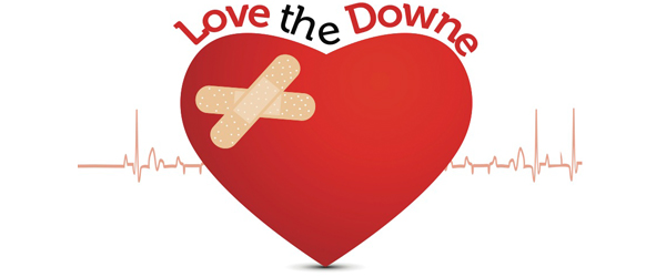 Join the parade and rally on Saturday 14 February in Downpatrick at 2pm to support the Downe Hospital.