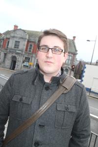 Aaron Mulhern from Crossgar.