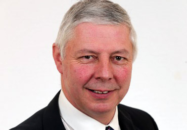 Rowallene Councillor Robert Burgess has been selected to run in the Westminster election in the Strangford constituency.