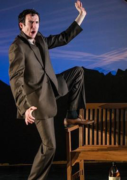 Don't miss this one evening showing of Man in the Moon, just returned from Broadway acclaim.