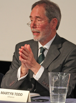 Martyn Todd (Alliance).