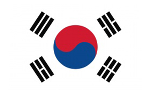 South-Korean flag