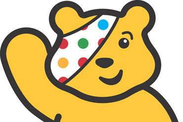 Support Pudsy at the Down Arts Centre in the Children in Need appeal.