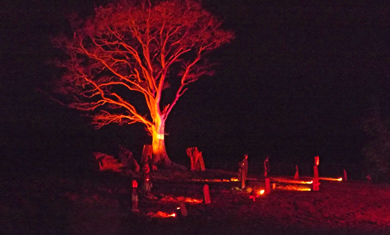 Will you survive the ghouls at the Viking graveyard?