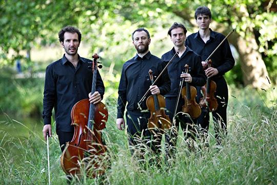 The Bela Quartet.