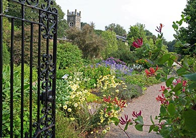 Rowelled Gardens in Saintfield.