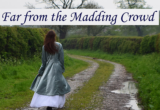 Come see Far From The Madding Crowd at the Down Arts Centre.