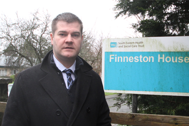Councillor Colin McGrath has repeated his call for a stroke unit to be set up at the Downe Hospital in Downpatrick.