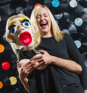 Don't miss this hilarious one night of laughter and mayhem as the puppets take over Down Arts Centre for the evening.