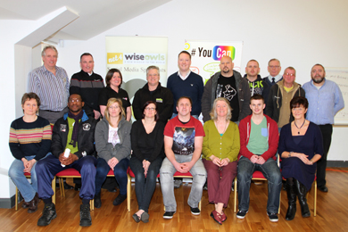 A social media seminar held in the Ballymote Centre organised by the Down Business Centre proved a big success with almost 20 local small businesses.