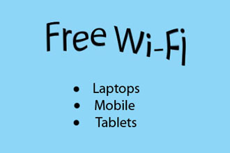 Free Wi-Fi coming to centres in Downpatrick, Ballynahinch and Newcastle.