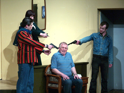 No Hope Here - a hilarious Belfast comedy peformed by the inimitable Belvior Players.
