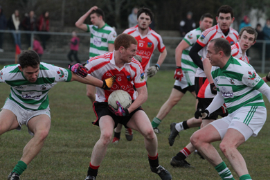 The opening match of the season was a tough clash between the RGU and Longstone.