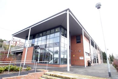 The Northern Ireland Film School in the SERC campus in Ballynahinch.