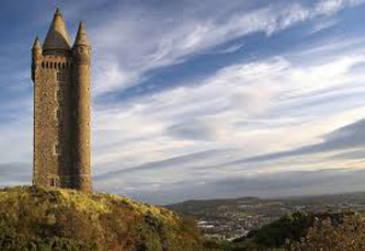 Come and enjoy the views from Scrabo Tower overlooking Ards.