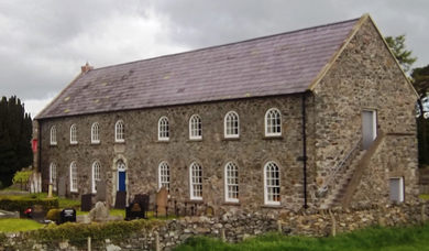 Rademon Church near Crossgar Co Down is celebrating its 300 years anniversary.
