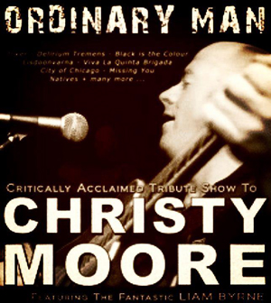 Enjoy a Christ Moore tribute at the Festival on the Lough at Killcoo.