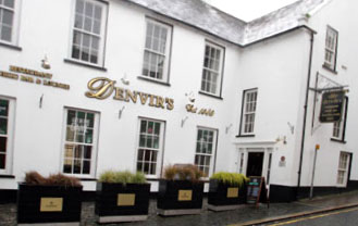 It will be business as usual in Denvir's in Downpatrick after the announcement that Botannic Inns has gone into receivership.