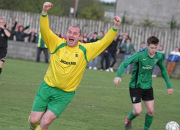 Philip Gelston scores for Killough.