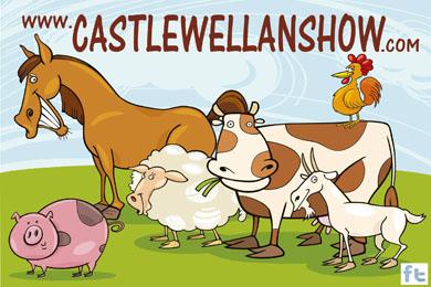 Visit the Castlewellan Show on Saturday