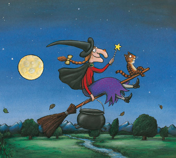 Don't miss Room on the Broom at the Lyric Theatre
